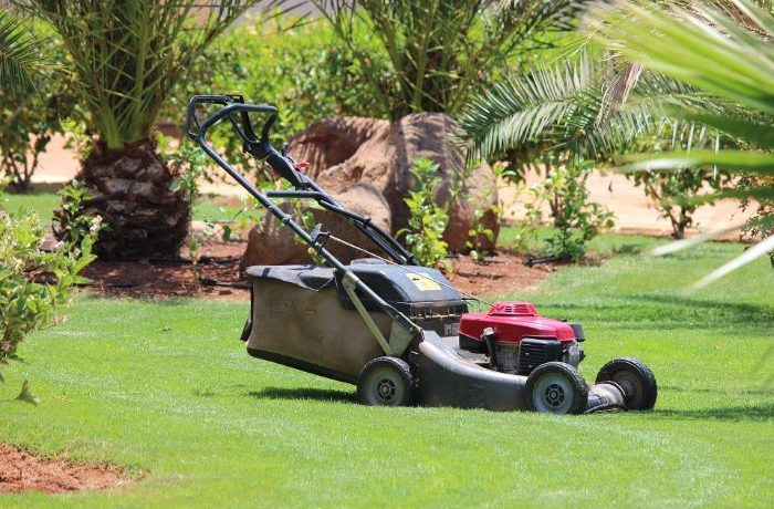 Decor Your Garden With Electric Lawn Mowers