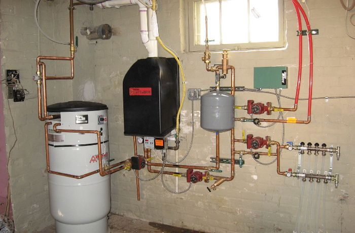 Power Flush Central Heating System